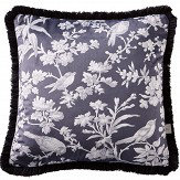 Oasis Amelia Cushion Charcoal - Product code: M2035/01