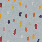 Prestigious Lots of dots Sky Fabric - Product code: 3648/714