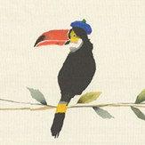Prestigious Toucan Paintbox Fabric - Product code: 8634/335