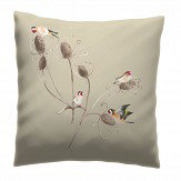 Petronella Hall Goldfinch Birch Cushion