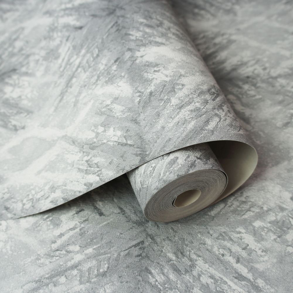 Albany Moonstone Grey Wallpaper - Product code: 35750