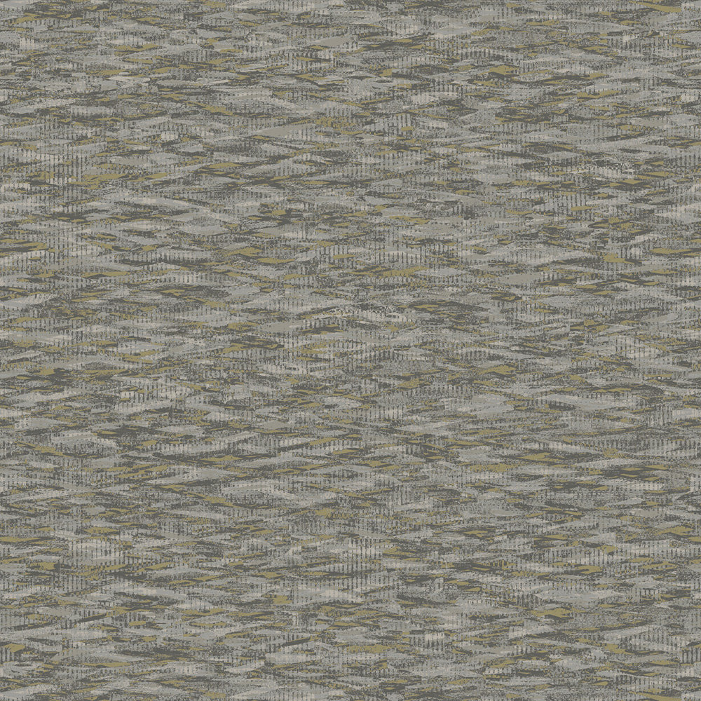 Albany Dolimite Charcoal/ Gold Wallpaper - Product code: 35782