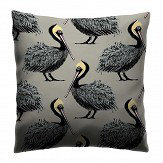 Petronella Hall Pelican Taupe Cushion - Product code: P-CT