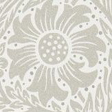 Morris Pure Marigold Soft Gilver Wallpaper