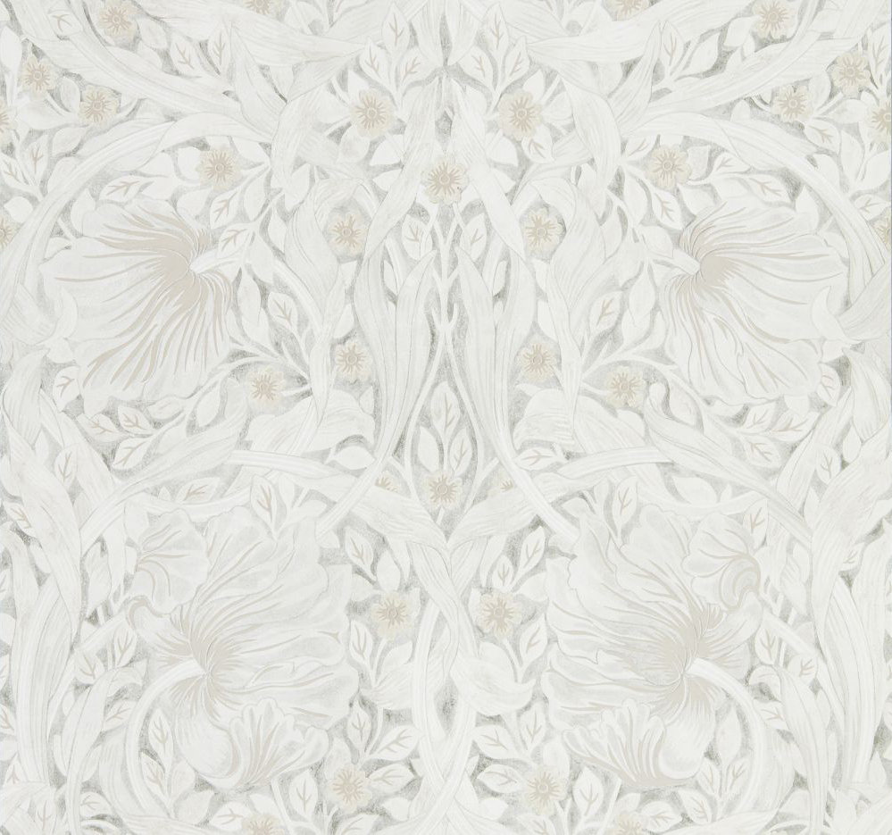 Morris Pure Pimpernel Lightish Grey Wallpaper - Product code: 216538