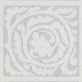 Morris Pure Scroll Lightish Grey Wallpaper