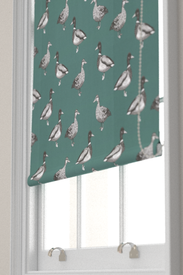 Prestigious Duck Teal Blind - Product code: 5040/117