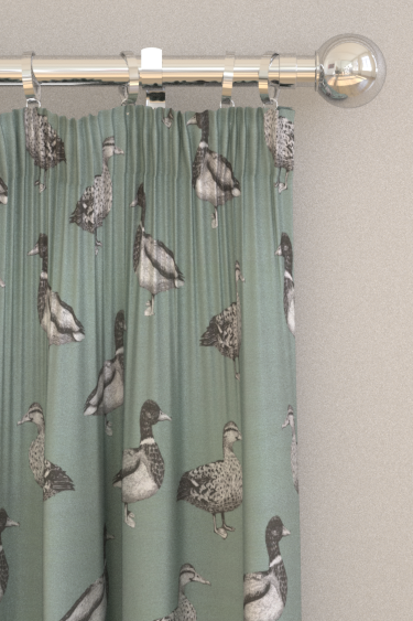 Prestigious Duck Eggshell Curtains - Product code: 5040/225