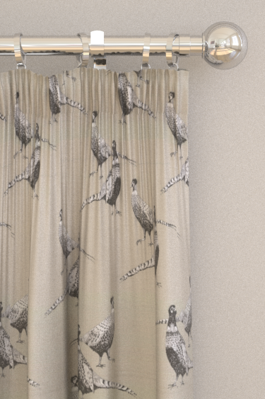 Prestigious Pheasant Canvas Curtains - Product code: 5041/142