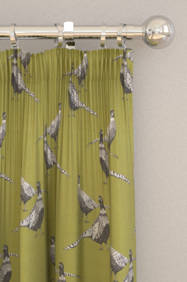 Prestigious Pheasant Fern Curtains - Product code: 5041/620
