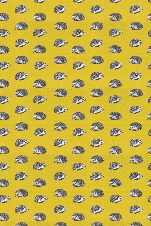 Prestigious Hedgehog Jonquil Fabric - Product code: 5042/569