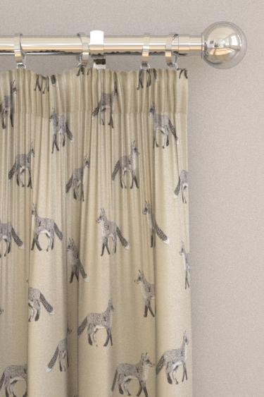Prestigious Cub Canvas Curtains - Product code: 5043/142