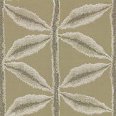 Prestigious Palm Ochre Fabric