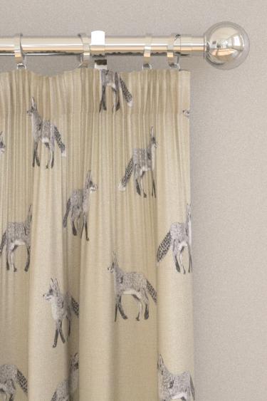 Prestigious Fox Canvas Curtains - Product code: 5044/142