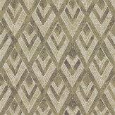 Prestigious Pyramid Olive Fabric
