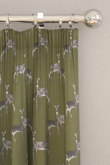 Prestigious Deer Lichen Curtains - Product code: 5045/613