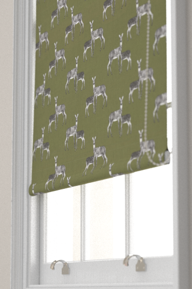 Prestigious Deer Lichen Blind - Product code: 5045/613