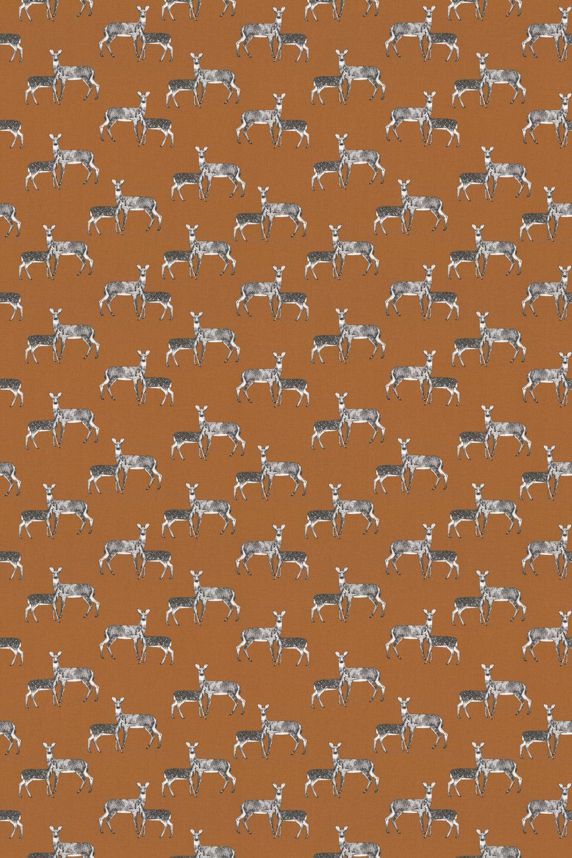 Prestigious Deer Cinder Fabric - Product code: 5045/981