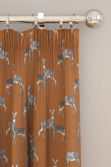 Prestigious Deer Cinder Curtains - Product code: 5045/981