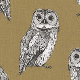 Prestigious Owl Tawny Fabric - Product code: 5046/136