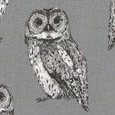 Prestigious Owl Flint Fabric - Product code: 5046/957