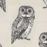 Prestigious Owlet Canvas Fabric