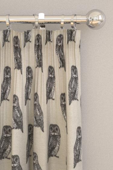 Prestigious Owlet Canvas Curtains - Product code: 5047/142
