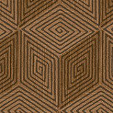 Engblad & Co Claremont Brown Wallpaper - Product code: 6362