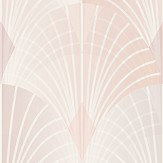 Engblad & Co Pigalle Rose Pink Wallpaper