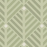 Engblad & Co Opera Green Wallpaper