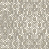 Eco Wallpaper Ambassador Grey Wallpaper
