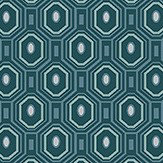 Engblad & Co Ambassador Blue Wallpaper - Product code: 6377
