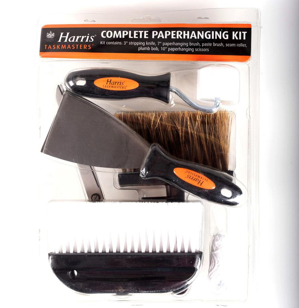 Harris Taskmaster Complete Paperhanging Kit Tool - Product code: NT881035