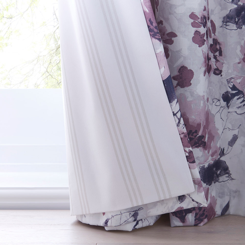 Studio G Chelsea Heather Ready Made Curtains - Product code: DA40452000