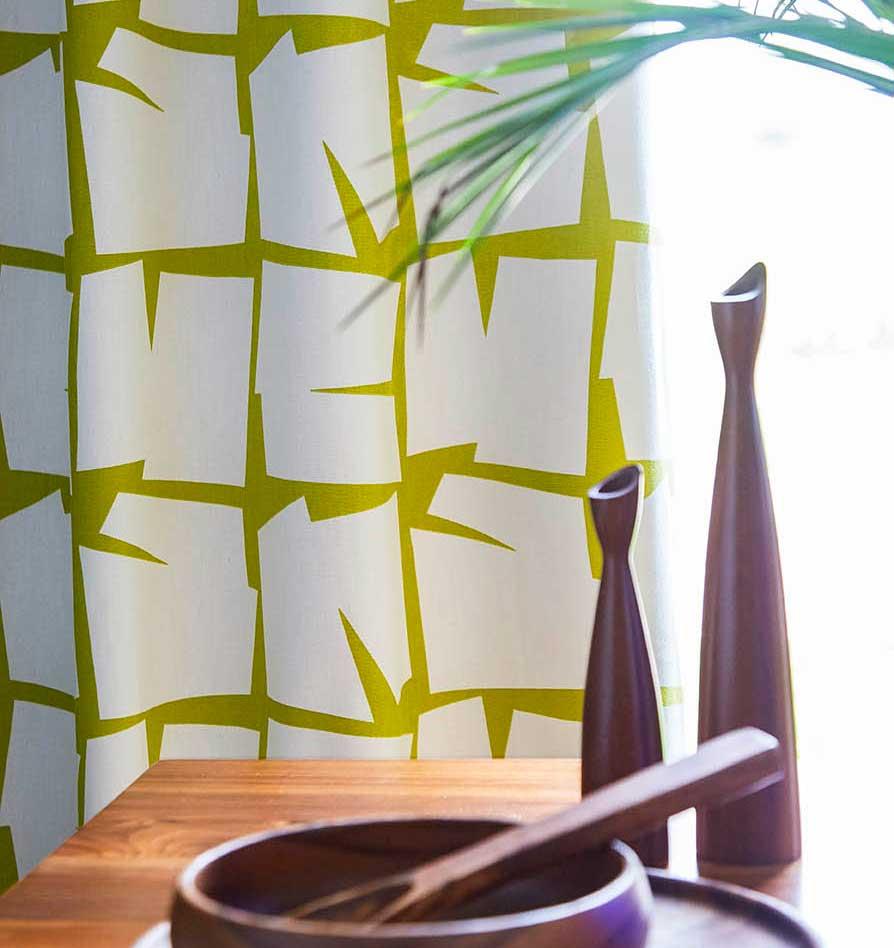 Scion Moqui Citrus Fabric - Product code: 120714