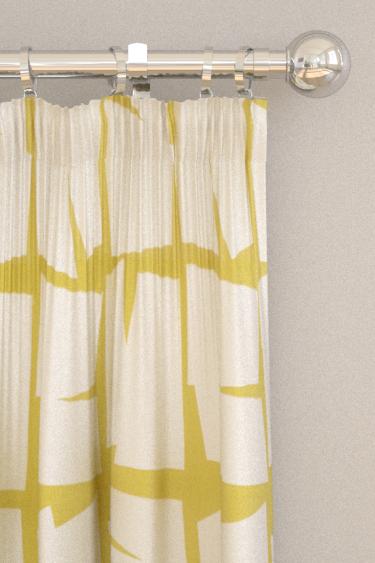 Scion Moqui Citrus Curtains - Product code: 120714
