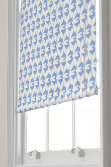 Scion Pajaro Electric Blue Blind - Product code: 120718
