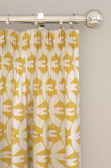 Scion Pajaro Dandelion Curtains - Product code: 120721