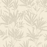 SK Filson Botanical Leaves Stone Wallpaper