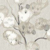 Albany Bliss Light Grey Wallpaper