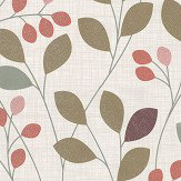 Albany Isla Berry Wallpaper - Product code: 4101