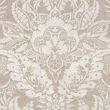 Thibaut Chardonnet Damask Beige Fabric
