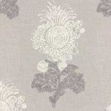 Thibaut Aldith Grey Fabric