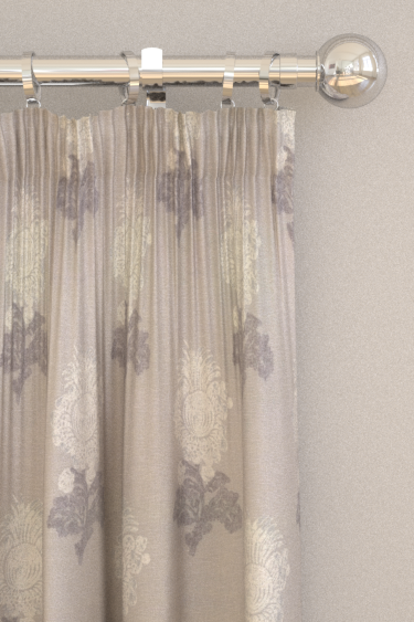 Thibaut Aldith Grey Curtains