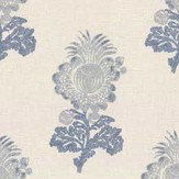 Thibaut Aldith Blue Fabric