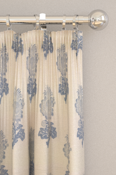 Thibaut Aldith Blue Curtains - Product code: F972608