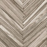 Albany Hygge Wood Brown Wallpaper