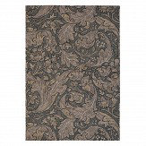 Morris Bachelors Button Charcoal Rug