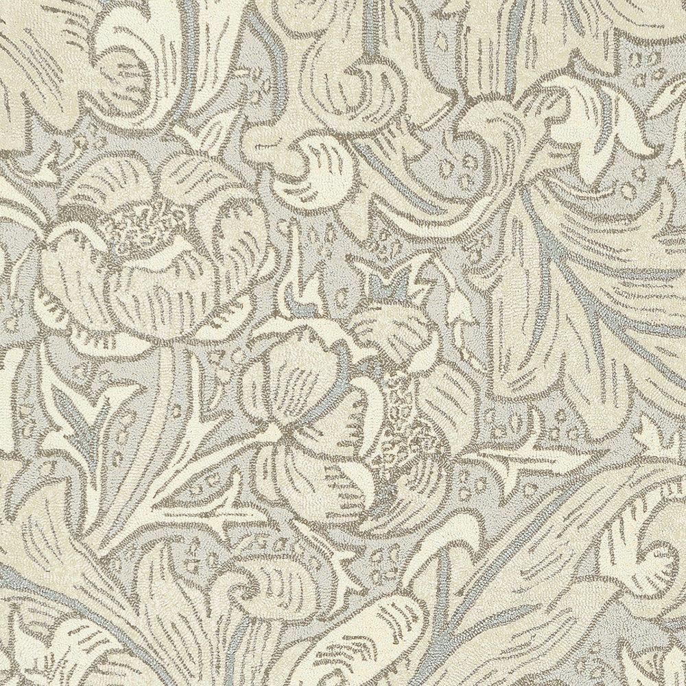 Morris Bachelors Button Linen Rug - Product code: 28209/256368