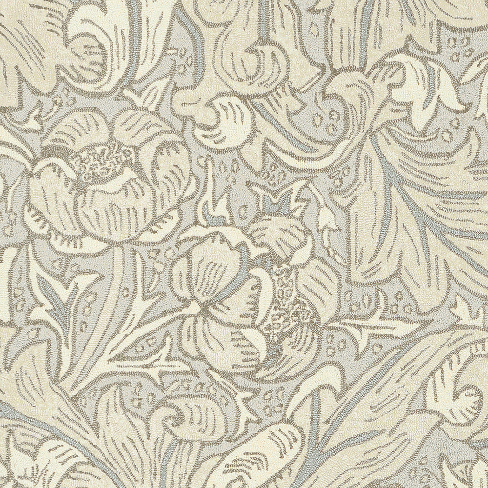 Morris Bachelors Button Linen Rug - Product code: 28209/256370